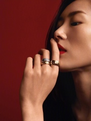 Liu Wen CHANEL CoCo Crush 2019 Campaign-4