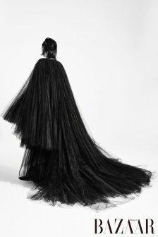 Liu Wen for Harper's Bazaar China September 2019-6