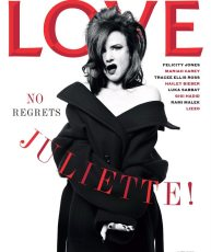 Love Magazine Fall Winter 2019 Cover-Juliette Lewis