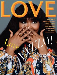 Love Magazine Fall Winter 2019 Cover-Lizzo