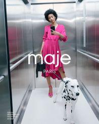 Maje Fall 2019 Campaign-4