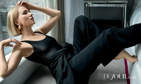 Naomi Watts DuJour Summer 2019-4