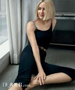 Naomi Watts DuJour Summer 2019-5