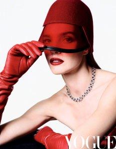 Natalia Vodianova for Vogue China September 2019-5