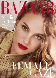 Natalie Portman for UK Harper's Bazaar September 2019 Cover B