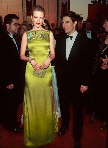 Tom Cruise & Nicole Kidman At Oscars