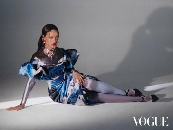 Rihanna for Vogue Hong Kong September 2019-1