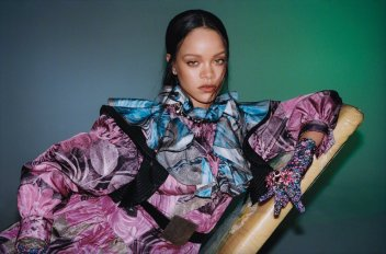 Rihanna for Vogue Hong Kong September 2019-2