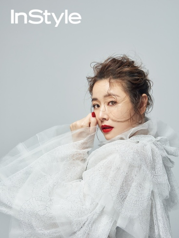 Ruby Lin for InStyle Taiwan August 2019-1