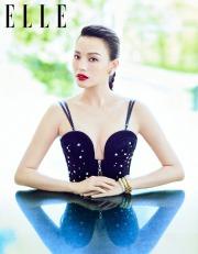 Shu Qi for ELLE China September 2019-4