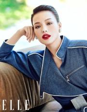 Shu Qi for ELLE China September 2019-5