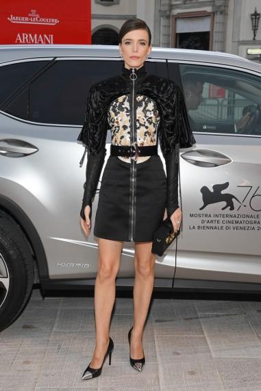 Stacy Martin in Louis Vuitton Resort 2020-7