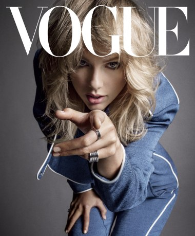 Taylor Swift for Vogue US September 2019 Cover A