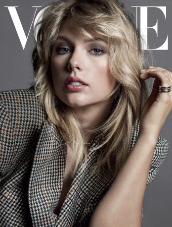 Taylor Swift for Vogue US September 2019 Cover B