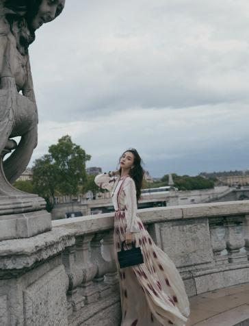 Angelababy in Dior Resort 2020-3