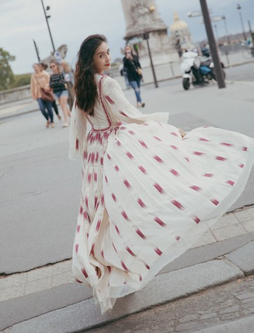 Angelababy in Dior Resort 2020-6