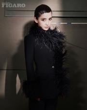 Angelababy Madame Figaro China September 2019-2