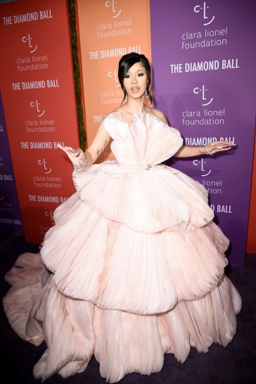 Cardi B in Georges Hobeika Fall 2019 Couture-8