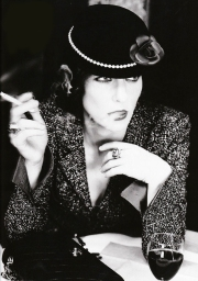 Cate Blanchett X Karl Lagerfeld Vogue Australia December 2003-2