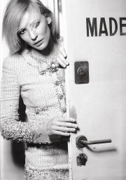 Cate Blanchett X Karl Lagerfeld Vogue Australia December 2003-8