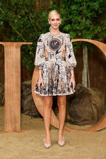Chiara Ferragni in Dior Resort 2020-1