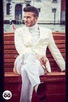 David Beckham for GQ UK October 2019-2