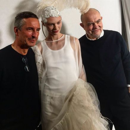 Dries Van Noten Spring 2020 Christian Lacroix-7