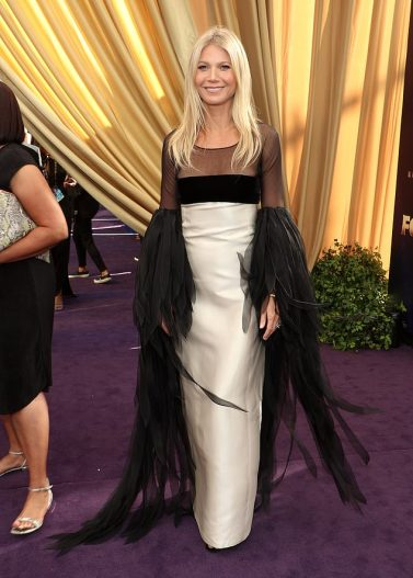 Gwyneth Paltrow in Valentino Couture 1963-2