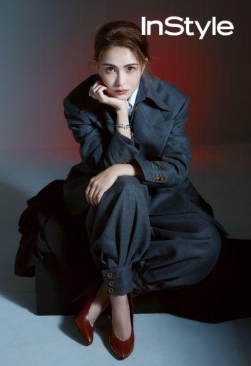 Hannah Quinlivan for InStyle Taiwan September 2019-6