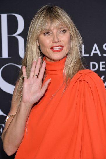 Heidi Klum in Stephane Rolland Fall 2019 Couture-4