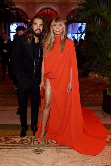 Heidi Klum in Stephane Rolland Fall 2019 Couture-7