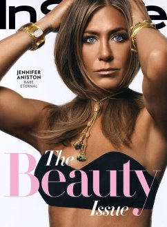 Jennifer Aniston for InStyle US October 2019 Cover A