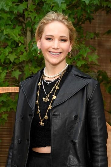 Jennifer Lawrence in Dior Fall 2019-2