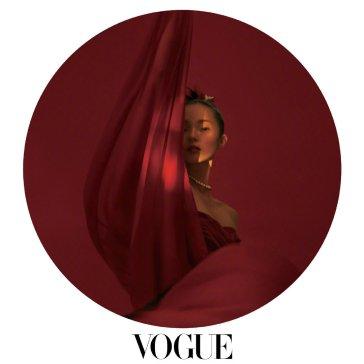 Ju Xiao Wen Vogue China October 2019-1