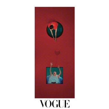 Ju Xiao Wen Vogue China October 2019-2