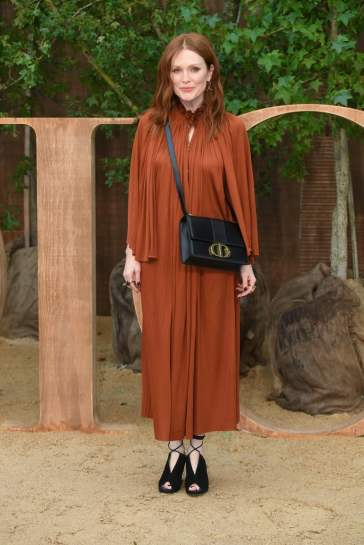 Julianne Moore in Dior Resort 2020