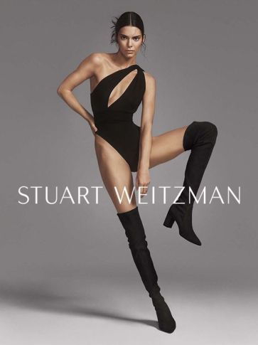 Kendall Jenner for Stuart Weitzman Fall 2019 Campaign-2