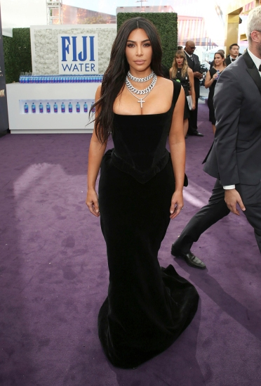FIJI Water at the 71st Primetime Emmy Awards, Los Angeles, USA - 22 Sep 2019