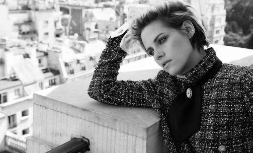 Kristen Stewart Harper's Bazaar UK October 2019-1