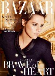 Kristen Stewart Harper's Bazaar UK October 2019 Cover B
