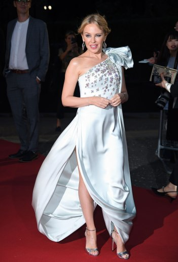 Kylie Minogue in Ralph & Russo Fall 2019 Couture-7