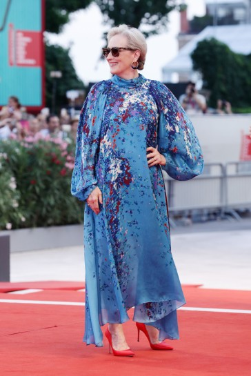 Meryl Streep in Givenchy Fall 2019-5