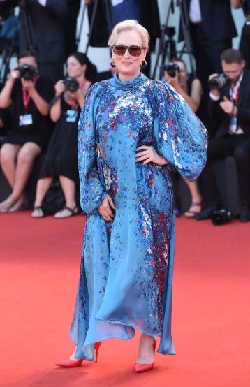 Meryl Streep in Givenchy Fall 2019-9