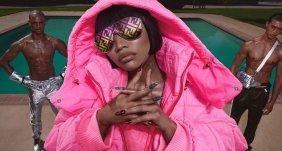 Nicki Minaj ELLE US October 2019-2