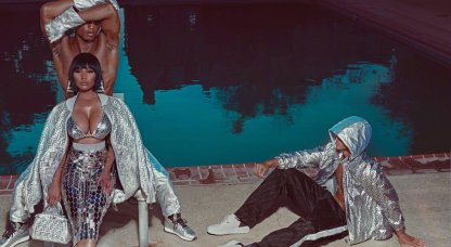 Nicki Minaj ELLE US October 2019-4