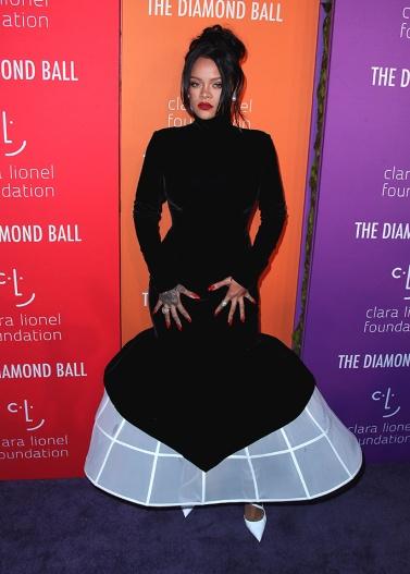 5th Annual Clara Lionel Foundation Diamond Ball, Arrivals, Cipriani Wall Street, New York, USA - 12 Sep 2019