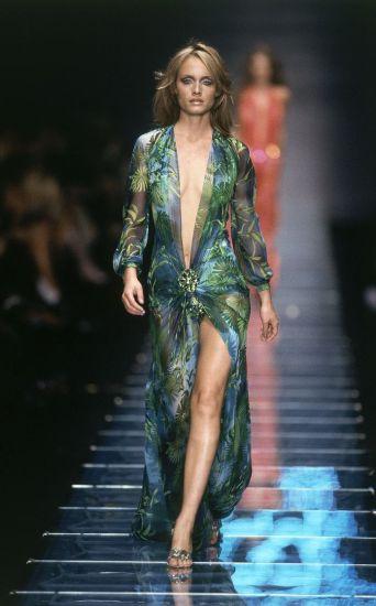 Versace Spring 2000
