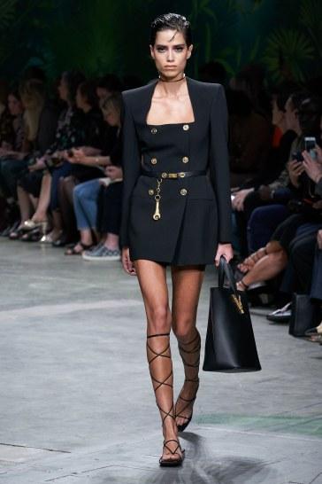 Versace Spring 2020 Look 3