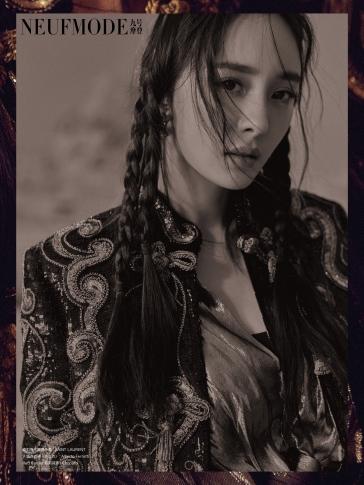Yang Mi for NEUFMODE September 2019-5