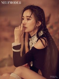 Yang Mi for NEUFMODE September 2019-7